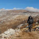 The ride on Malo Libinje