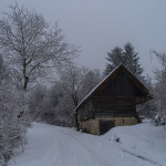 The trail in Sošice