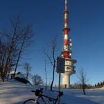The tower at Sveta Gera peak
