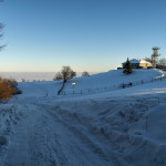 The military hut at Sveta Gera.