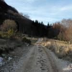 The section from Mala Učka to the Adriatic coast