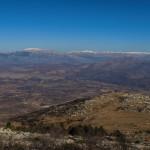 The view from Čavnovka