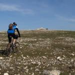 The trail from Brestovica to Obzova