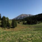 Cincar, the view from Velika Drežnica
