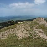 At Vitorog peak