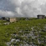 At Borašnica peak.