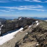 The view from Pločno peak