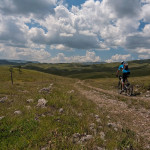 The ride on Northern Sinjajevina mountain