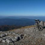 At Veliki Snežnik peak