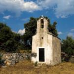 Sveti Juraj chapel next to Pučišća