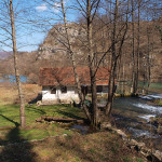 The mill on Mrežnica river