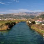 Žrnovnica river