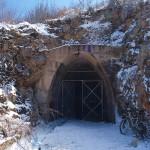 The tunnel in Donja Korita.
