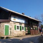 Josip Pasarić hut