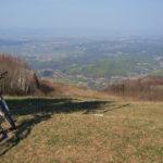 The view from Ivanščica peak