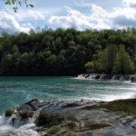 Mrežnica waterfall next to Dobrenići village