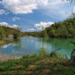 Mrežnica river next to Dobrenići village
