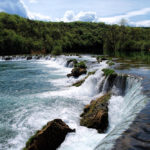 Mrežnica waterfall near Katići village
