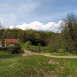 Bistrac village