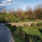 The bridge over Globornica stream in Generalski Stol