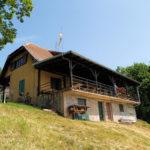 The hut at Kuna Gora