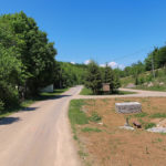 The main crossroad in Jadovno village