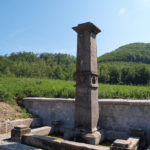 The fountain in Baške Oštarije