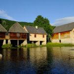 The mills near Majerovo Vrilo