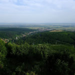 The view from Pliš hill