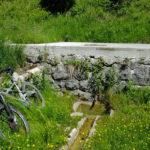 The spring of water in Begovača