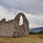 The ruins of Sv. Marak chapel