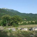 Necropolis (Stećci), tombstones in Borci village.