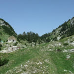 Jezerce area on Prenj mountain.