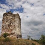 The tower Turska Kula near Perušić