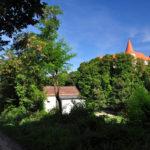The castle Bizeljski Grad