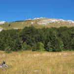 Below Malovan peak.