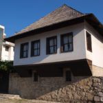 The birth house and museum of Ivo Andrić in Travnik town.
