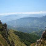 The vantage point at Paklarske Stijene (Devečani)