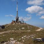 Paljenik, the peak of Vlašić mountain.