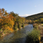 Zrmanja river near Zrmanja Vrilo village