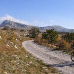 Towards Poštak mountain