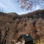 The hut near Donje Bare lake