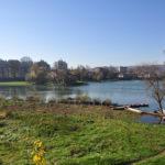 River Una and Novi Grad (Bosanski Novi) town
