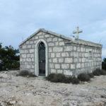 Sv Nikola chapel on The Island of Lošinj