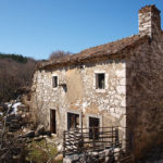 The abandoned Niska village on the Island of Cres