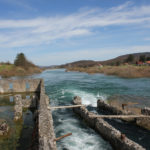 The stream of Mrežnica river