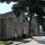 The tower in Polače village