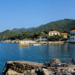 Kozarica village on The Island of Mljet
