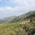 Maranovići village on The Island of Mljet