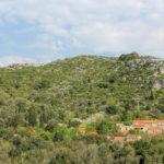 Korita village on The Island of Mljet